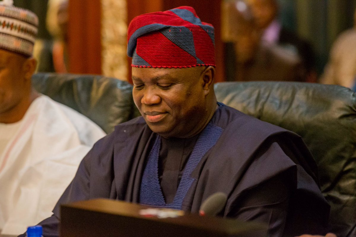 Youths storm Lagos Assembly, demand probe of Ambode