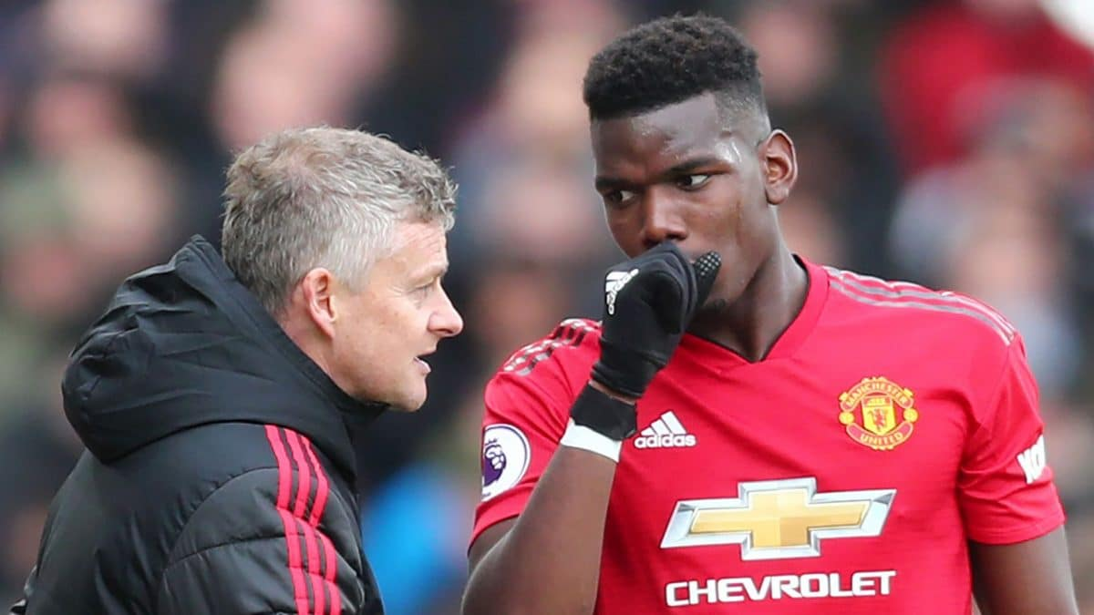 Sack Solskjaer or I leave – Pogba warns Man Utd