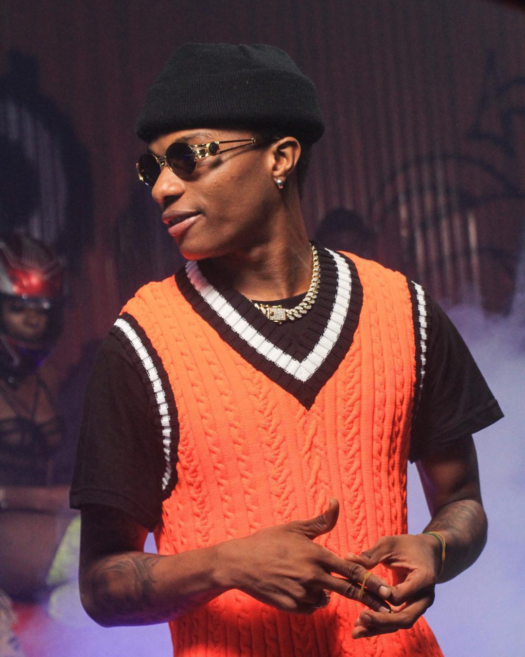Photo of Wizkid – Ghetto Youth (Freestyle)