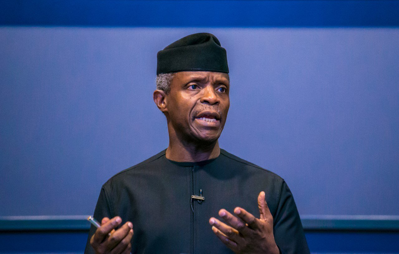 Photo of Osinbajo confident Nigeria will be stronger after COVID-19 pandemic