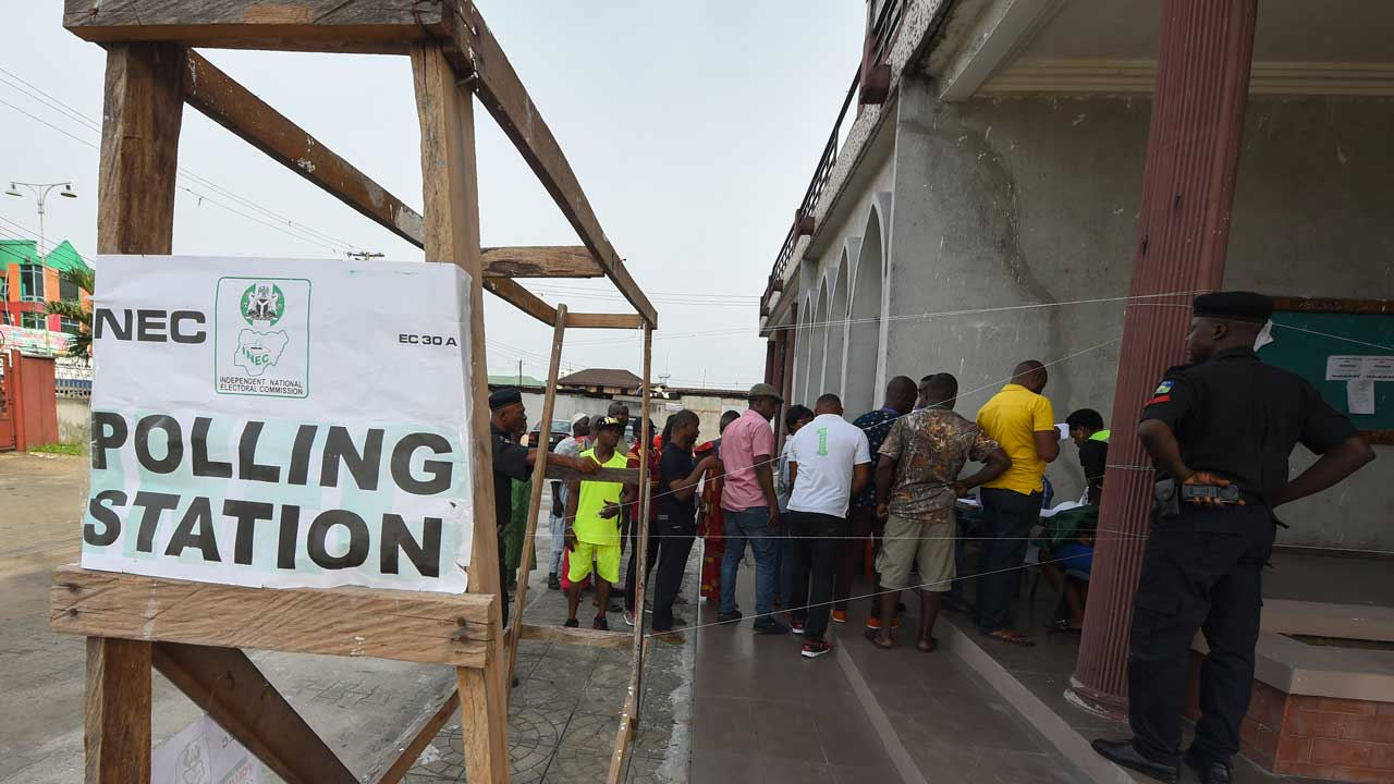 Photo of INEC releases number of registered voters ahead of November election