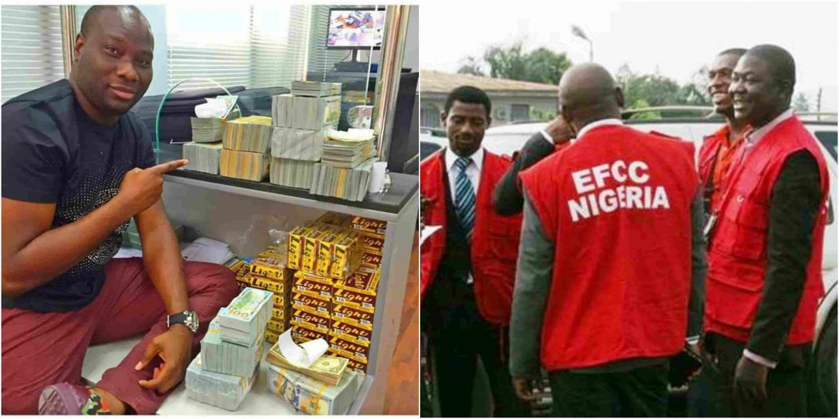 EFCC explains why Mompha was arrested in Abuja