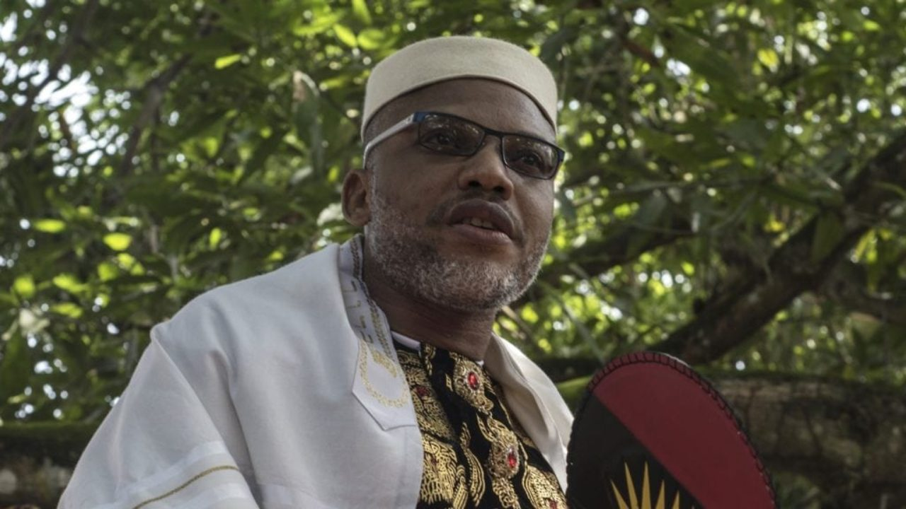 Photo of Nnamdi Kanu declares readiness to face trial