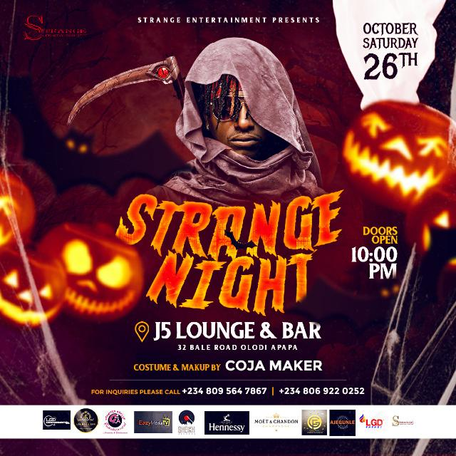"Photo of Award Wining Disc Jockey ""Dj Strange"" Set To Shutdown J5 Lounge With His First Show Event Ever ""Strange Night"""