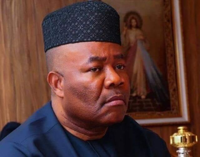 Photo of Akpabio Indicts National Assembly Members In NDDC Contract Scandal