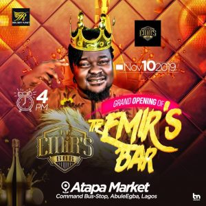 Event Alert: DJ Real 'The Emir Bar' Opening Ceremony