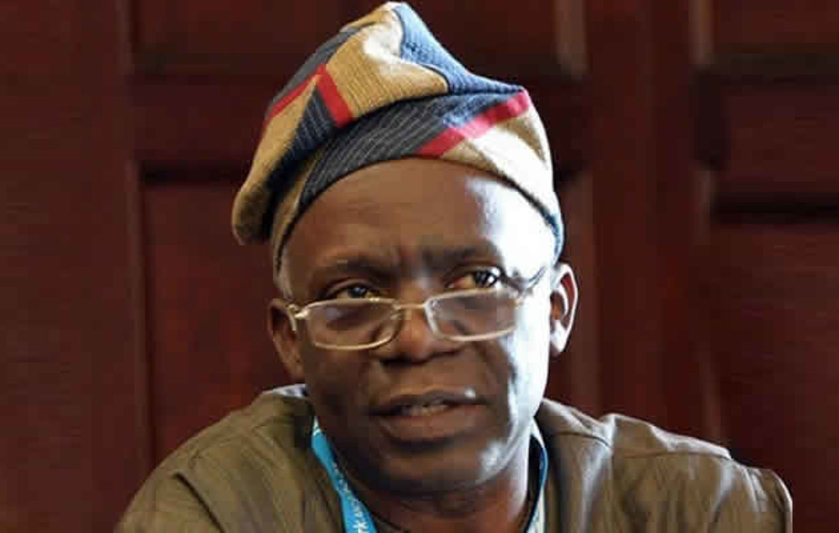 Photo of Falana drags Nigerian Army to Court over Operation Positive Identification