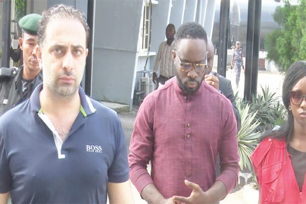 Court remands Mompha's accomplices in prison