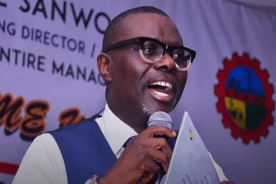 Sanwo-Olu announces plan to stop trucks from daytime movement