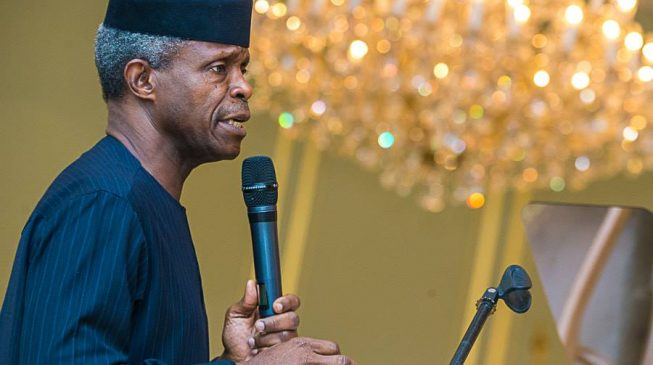 Photo of Why Osinbajo should fight back or resign – Arewa youths