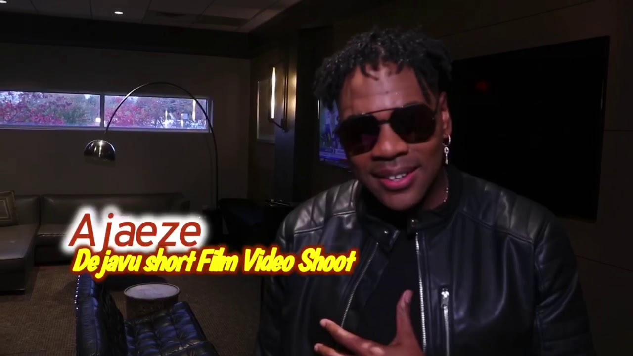 "Ajaeze takes us behind the scenes as he brings in the best hands for his ""Dejavu"" short film"