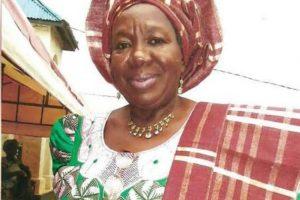 Obasanjo's former adviser, Titi Ajanaku is dead