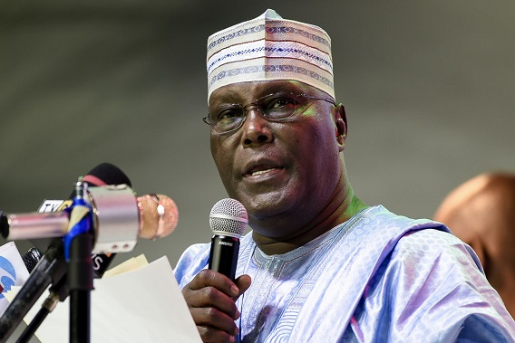 Photo of Atiku appears at Senate over conversion of Modibbo University