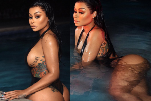 Blac Chyna shares sizzling hot photos on IG