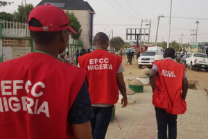 EFCC recovers N3.6 billion, 10 houses in Ilorin