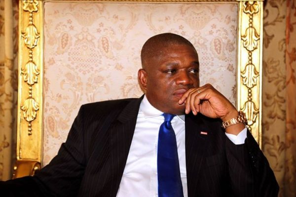 Senates discloses Orji Kalu still performing Senatorial duties