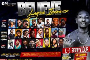 L-J Saaaviour Announces Believe Concert
