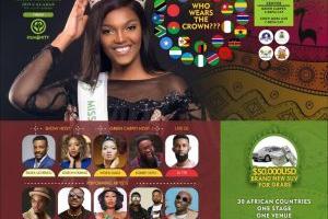 Zlatan Victoria Kimani, Patoranking Confirmed For Miss Africa 2019 In Calabar