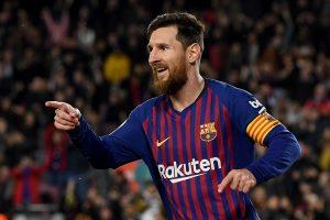 Messi wins sixth award ahead of Ronaldo, Van Dijk [See top 10]