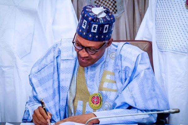 Buhari approves bill raising VAT to 7.5%