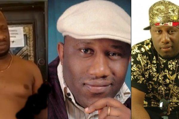 Ernest Asuzu reveals why he went shirtless to seek help | Video