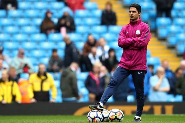 Arteta ready to sell three first-team stars to finance £36.5m transfer
