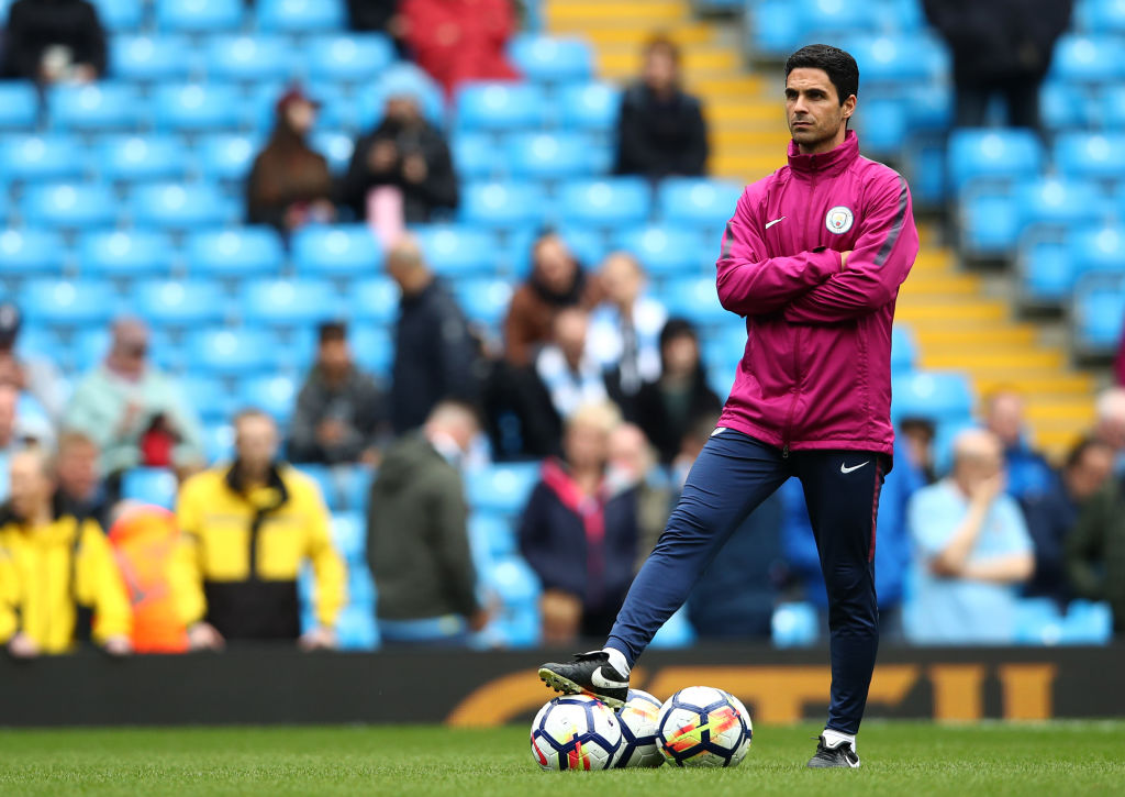 Photo of Arteta ready to sell three first-team stars to finance £36.5m transfer