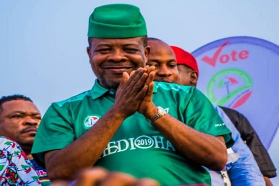 Onochie, Presidential aide alleges Ihedioha assumed office illegally