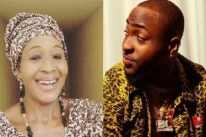 Kemi Olunloyo demands DNA test for Davido's alleged daughter