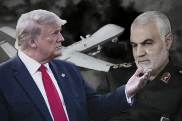 Trump reveals real reason he ordered killing of Soleimani