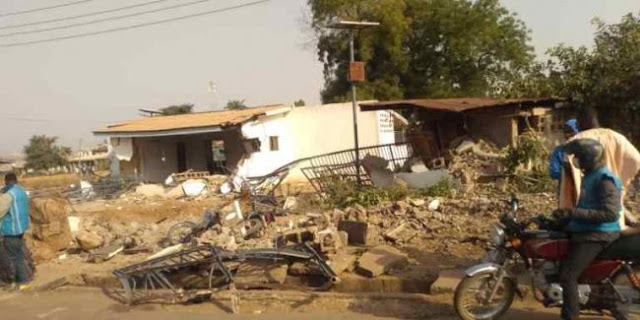 Photo of PDP reacts to demolition of ex-Senate President's home