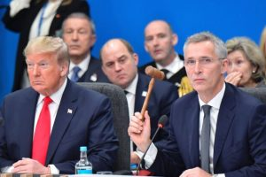 What Trump, NATO agreed on