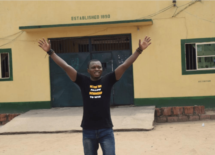 Journalist Agba Jalingo Released After 179 Days In Jail