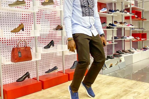 """Seyi Awolowo set to bring back shoe heritage as he signs ambassadorial deal with """"Bata"""""""