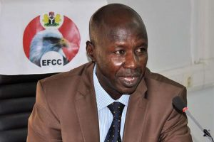 EFCC: 'Magu didn't say corruption caused coronavirus'