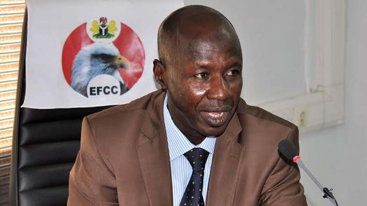 Photo of EFCC: 'Magu didn't say corruption caused coronavirus'