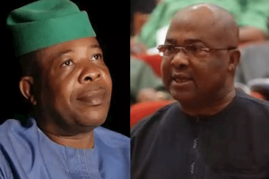 Ihedioha slams rumours regarding withdrawal of lawsuit from Supreme Court