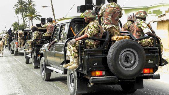 Nigerian Army foils attack in Damaturu