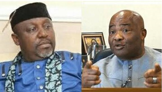 Okorocha, Uzodinma close ranks as two AA Lawmakers decamp to APC