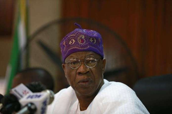 "Photo of ""Buhari Will Not Resign Over Insecurity"", Lai Mohammed"