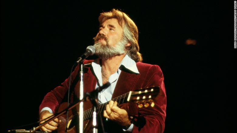 Photo of Country Music Legend Kenny Rogers Dies At 81