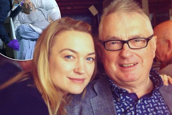 Actress, Sophia Myles, Loses Dad To Coronavirus