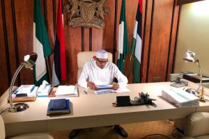 Buhari signs COVID-19 Regulations 2020 in order to curtail pandemic