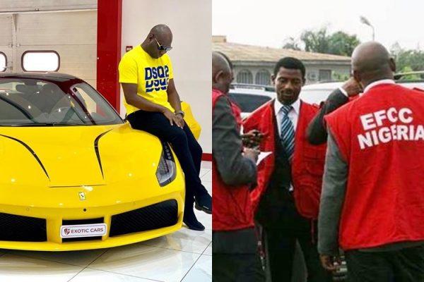EFCC re-arraigns social media celebrity, Mompha over N32.9bn fraud