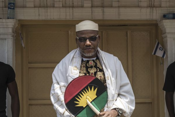 Nnamdi Kanu to organise one-million man march in US over killings in Nigeria – IPOB