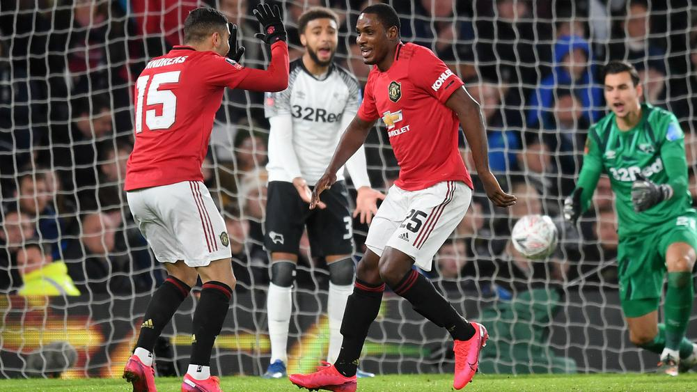Photo of Ighalo Set To Leave Manchester United