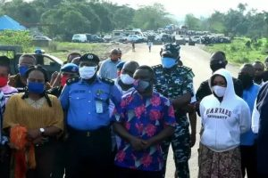 Once You Wear Face Masks, You Don't Need Social Distancing – Ben Ayade
