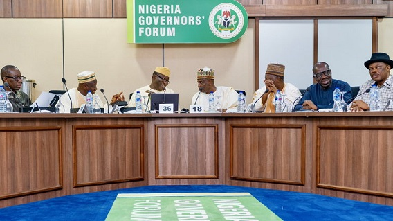 Coronavirus: Governors call for debt restructuring to ease economic strain due to pandemic