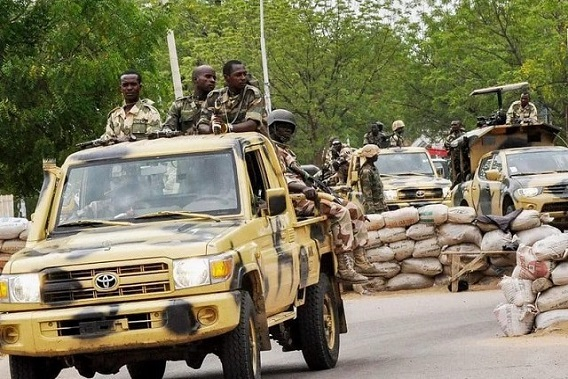 Photo of Nigerian Army launches 'massive' joint operation against Boko Haram terrorists