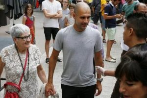 Manchester City Manager Pep Guardiola Loses Mum To Coronavirus